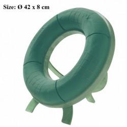 OASIS®-ECObase®-Mini-Deco-Wreath