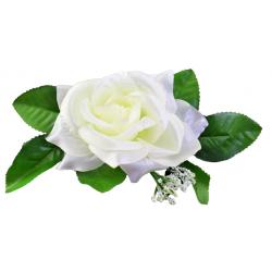 Dirbtiniai rožių žiedai su...