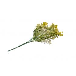 Dirbtinių gėlių puokštelė x5