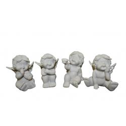 """Keramikinė statulėlė """"Angelas"""""""