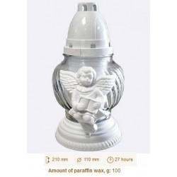"""Žvakė-Angelas""""-(SU-33)"""""""
