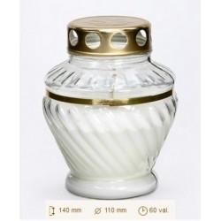 """Žvakė-KUGIS""""-(SU-680)"""""""