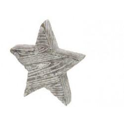 Dekoratyvinė-keramikinė-žvaigždė